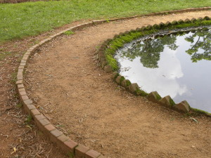 Monticello Reflection Pond